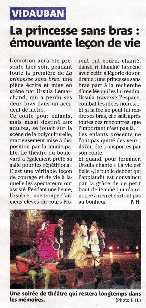 article du 23 aout 14