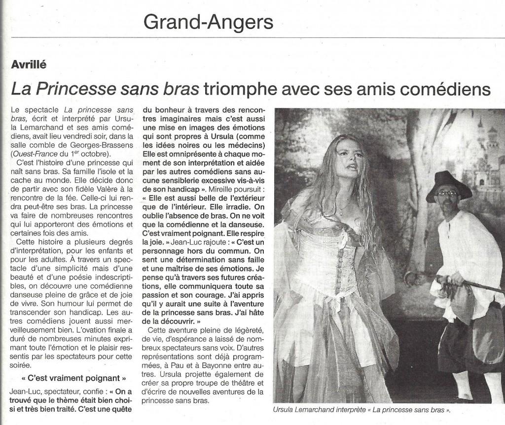 ouest france du 13.10.2014